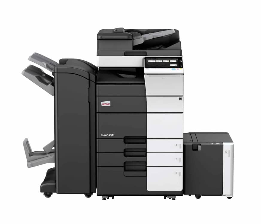Photocopiers In The Office
